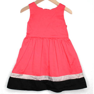 Kate Spade Girls' Sawyer dress Watermelon 4y